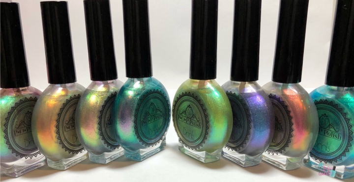 Moore Swatches: POP Polish – Oil Slick 360 – The Pastel Edition