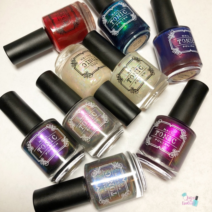 Moore Swatches: Tonic Nail Polish – Death Proof August 2018 Release