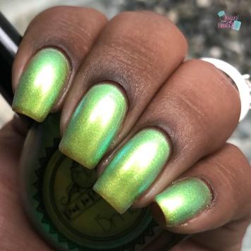 LimeSlickcle - w/ glossy tc