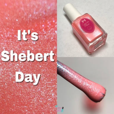 It's Sherbert Day