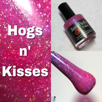 Sassy Pants Polish - Hogs n' Kisses