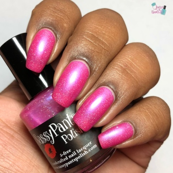 Sassy Pants Polish - Hogs n' Kisses - w/ matte tc