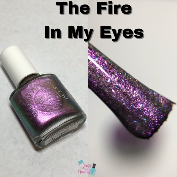 The Fire In My Eyes