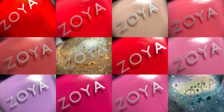 Moore Swatches: Zoya – Sunshine Summer2018