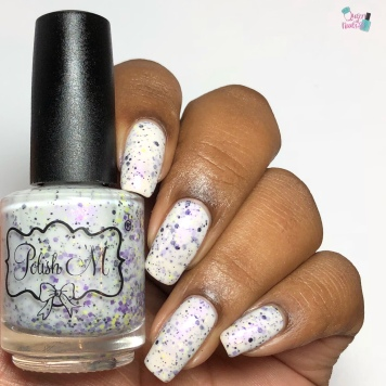 Polish 'M - I'm The Ghost With The Most, Babe - w/ glossy tc
