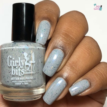 Girly Bits - Dying to Get Here - w/ glossy tc