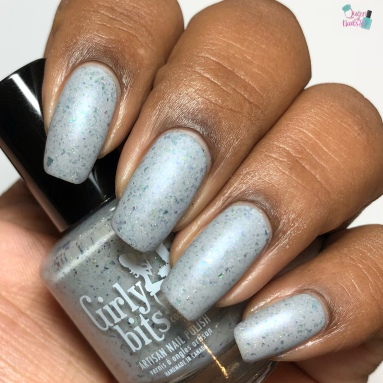 Girly Bits - Dying to Get Here - w/ matte tc