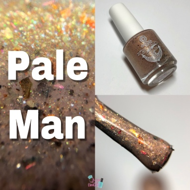 Anchor & Heart Lacquer - Pale Man