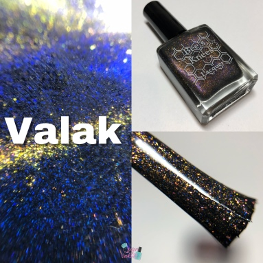 Bee's Knees Lacquer - Valak (M)