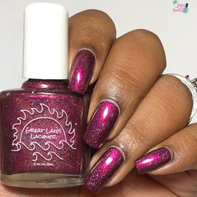 Great Lakes Lacquer - Redrum - w/ glossy tc