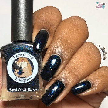 Lemming Lacquer - Deeper into the Further - w/ glossy tc
