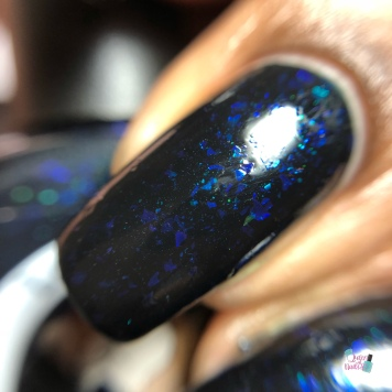 Lemming Lacquer - Deeper into the Further - macro