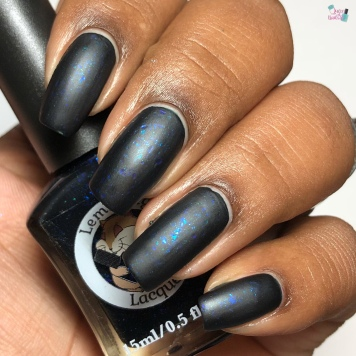 Lemming Lacquer - Deeper into the Further - w/ matte