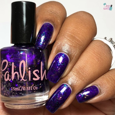 Pahlish - The Ghost with the Most - w/ glossy tc
