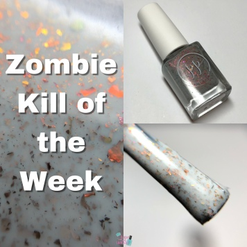Painted Polish - Zombie Kill of the Week