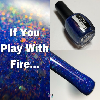 Contrary Polish - If You Play With Fire...