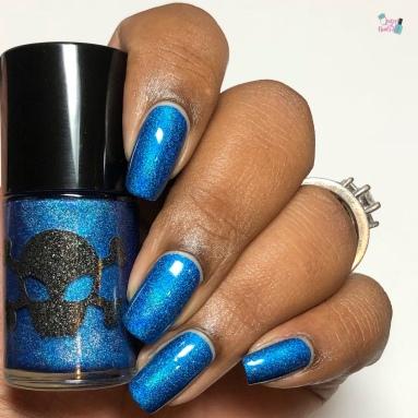 Smurf Blood - w/ glossy tc