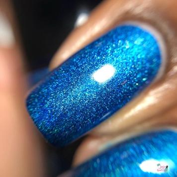 Smurf Blood - macro