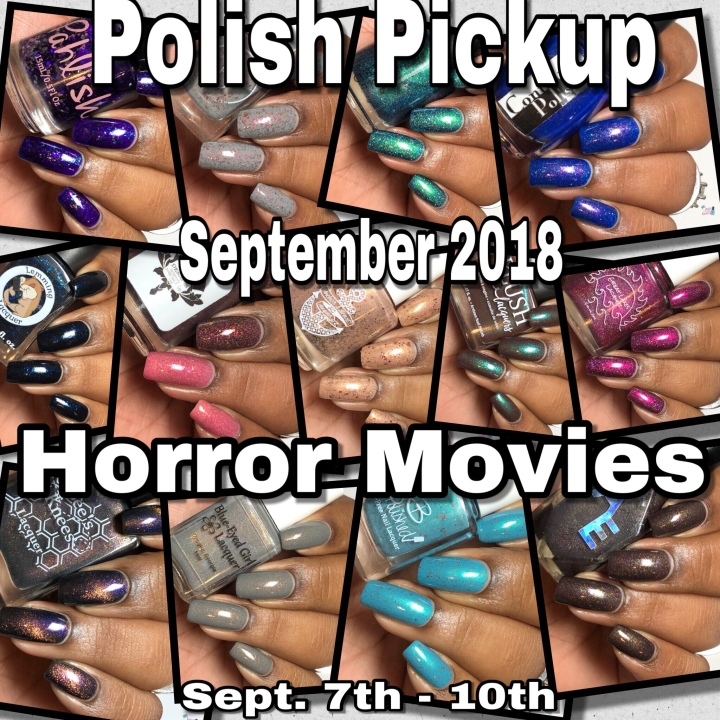 Moore Swatches: September Polish Pickup – Horror Movies