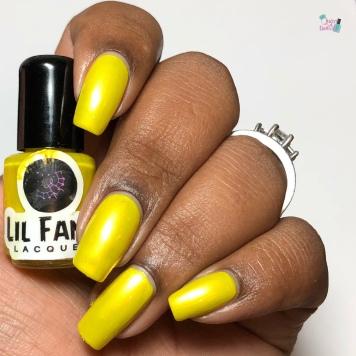Banana Daiquiri - w/ glossy tc
