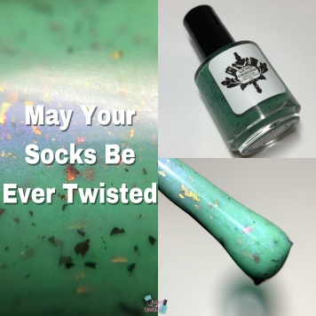 LynBDesigns - May Your Sock Be Ever Twisted