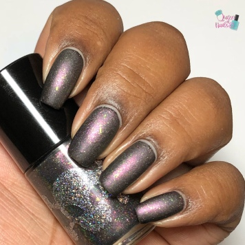 Necessary Evil - When the Moon is Full - w/ matte tc