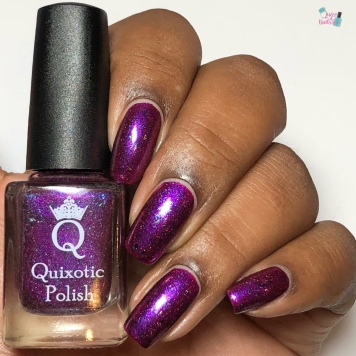 Quixotic - Curse of the Ouija Board - w/ glossy tc