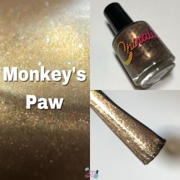 Chirality Polish - Monkey's Paw
