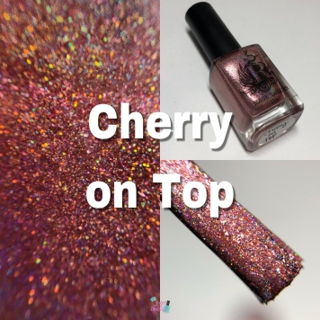 Rogue Lacquer - Cherry on Top (LE)
