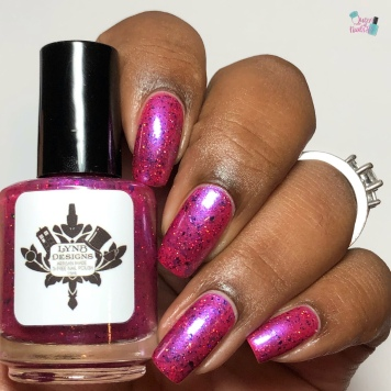 Rosy Sunset - w/ glossy tc