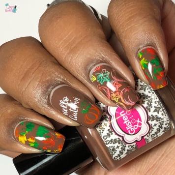 Mother Terra - w/ nail art