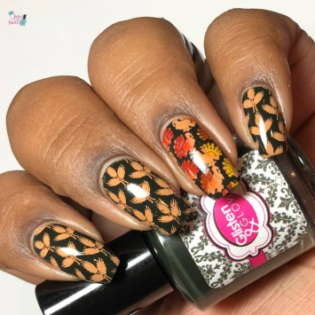 Mother Fauna - w/ nail art
