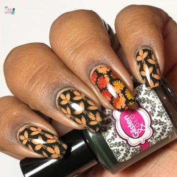 Mother Fauna - w/ nail art