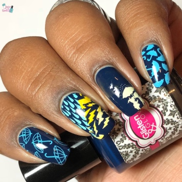 Mother Wind - w/ nail art