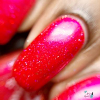 Fair Maiden Polish - Lady Slipper (VIP) - macro