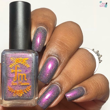 Fair Maiden Polish - You Betcha! (Exclusive) - w/ glossy tc
