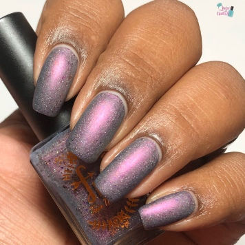Fair Maiden Polish - You Betcha! (Exclusive) - w/ matte tc