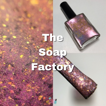 Bees Knees Lacquer - The Soap Factory (LE)