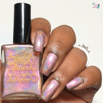 Bees Knees Lacquer - The Soap Factory (LE) - w/ glossy tc