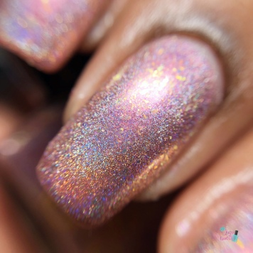Bees Knees Lacquer - The Soap Factory (LE) - macro