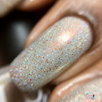 Blush Lacquers - Doves and Does (GWP) - macro