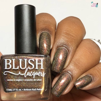 Blush Lacquers - Caribou Crossing (Exclusive) - w/ glossy tc