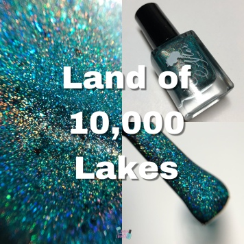Ever AFter Polish - Land of 10,000 Lakes (VIP)
