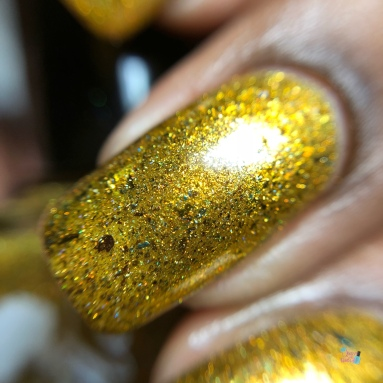 Ever After Polish - Dontcha Know (LE) - macro