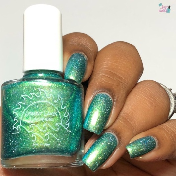 Great Lakes Lacquer - No Salt, No Worries (Exclusive) - w/ glossy tc