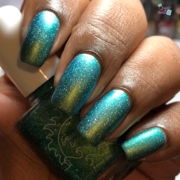 Great Lakes Lacquer - No Salt, No Worries (Exclusive) - w/ matte tc