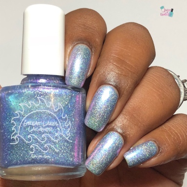 Great Lakes Lacquer - Twin Cities Shenanigans (LE) - w/ glossy tc