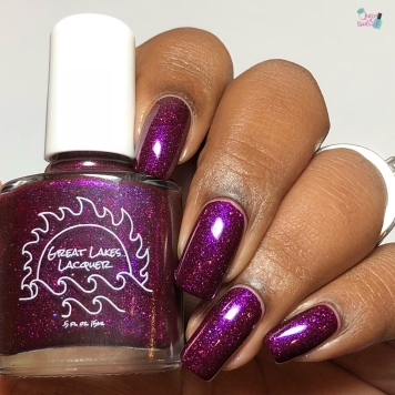 Great Lakes Lacquer - With A Spoon (LE) - w/ glossy tc