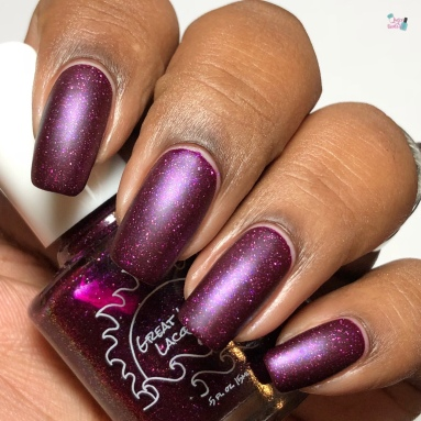Great Lakes Lacquer - With A Spoon (LE) - w/ matte tc