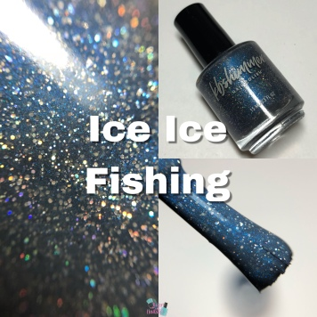 KBShimmer - Ice Ice Fishing (Exclusive)